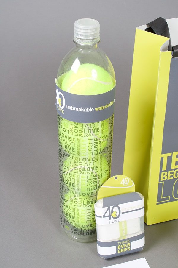 Branding Bottle Bags Packaging Design
