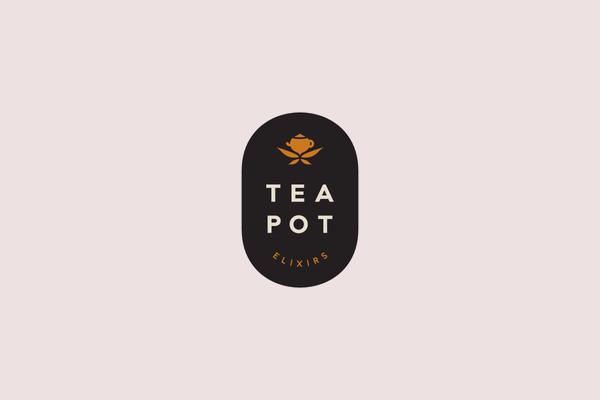 Branding Cannabis Teapot Logo