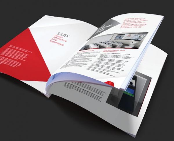branding digital brochure design