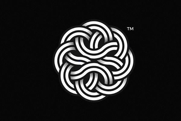 Branding Geometry Abstract Logo