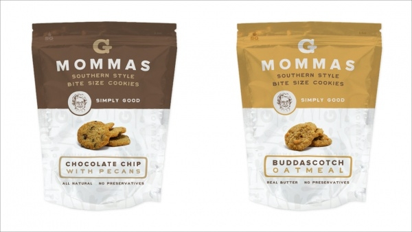 Branding Mommas Cookie Packaging