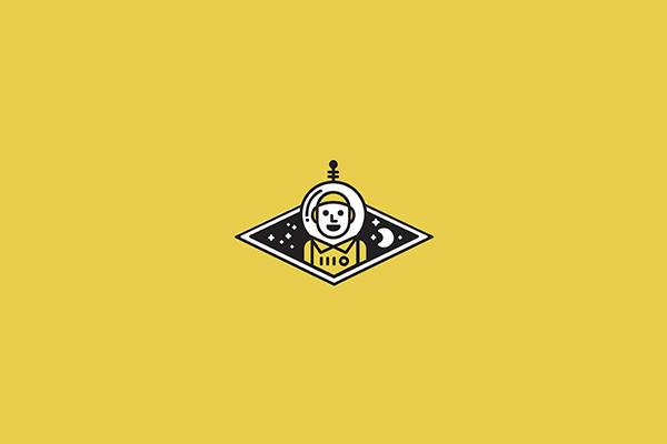 Branding Sputnik Kid Logo