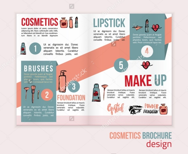 Brochure of Medical Cosmetics