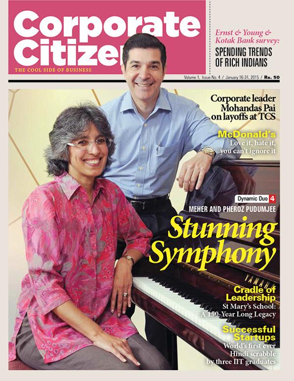 Business Corporate Citizen Magazine