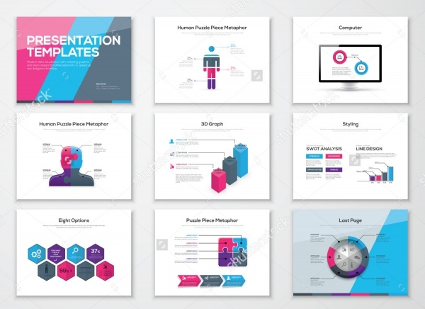 Marketing Presentation  Psd Vector Eps Jpg Download