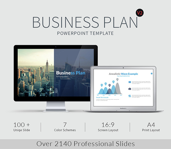 21 business plan presentations ppt pptx download business plan presentation template pronofoot35fo Gallery