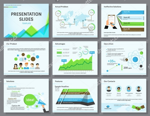 Business PowerPoint Presentation Slides
