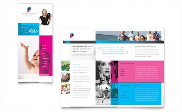 Business Studio Brochure Template