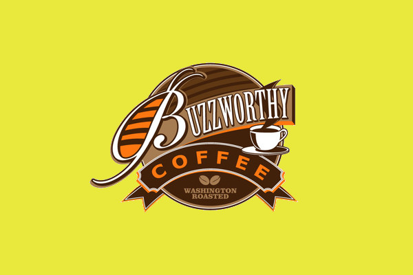 Buzz Coffee Logo Design