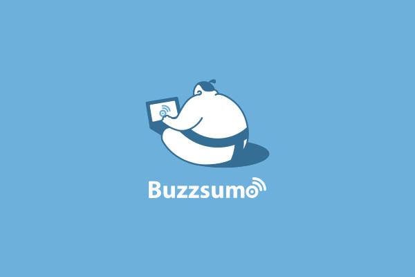 Buzz Wrestler Sumo Logo