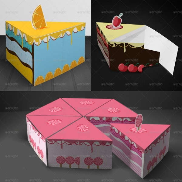Cake Gift Packaging