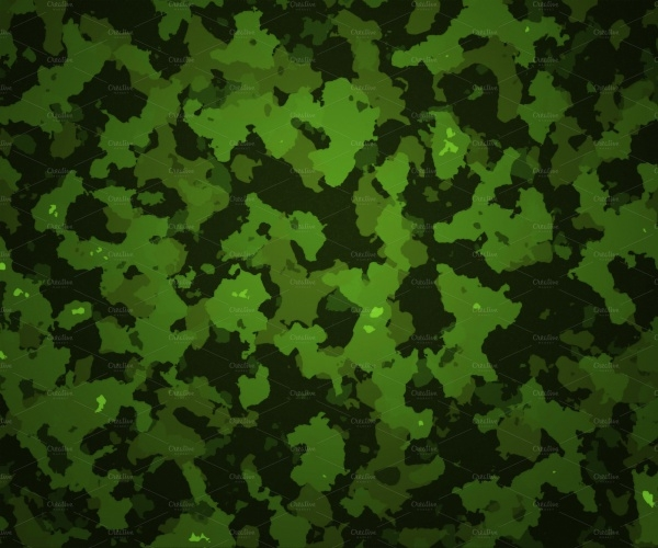 Camouflage Texture Background