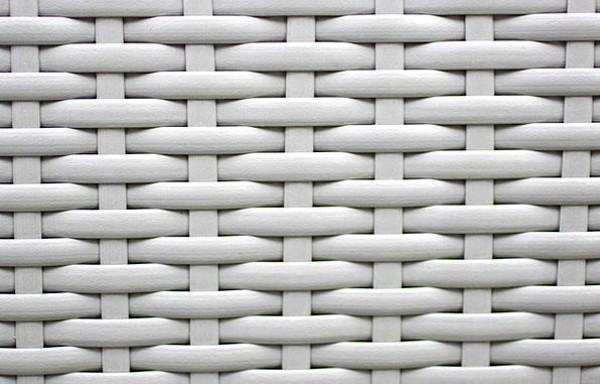 Cane Basket Bag Textures