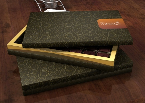 Chocolate Gift Box Packaging