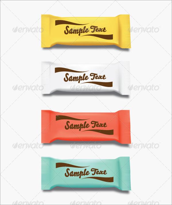 chocolate wrap packaging