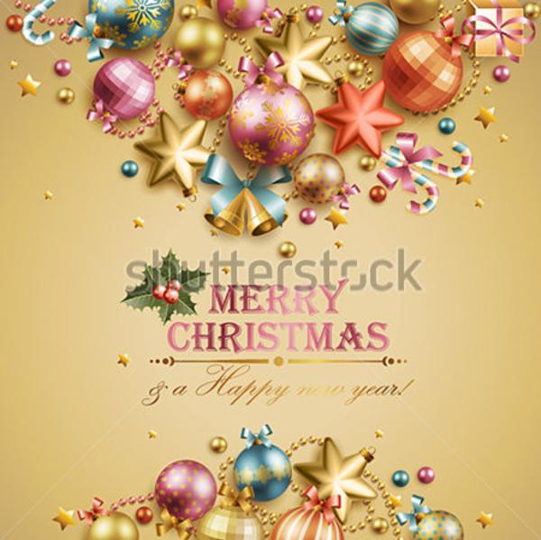 Christmas Celebration Vector Art