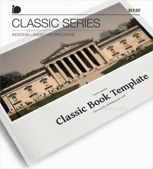 Classic Series Landscape Brochure