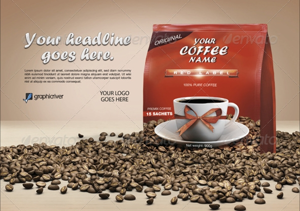 FREE 20+ Coffee Packaging in PSD | Vector EPS | AI