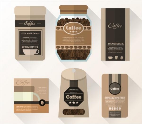 Coffee Packaging Designs 21+ coffee packaging - psd, vector eps, jpg download | freecreatives