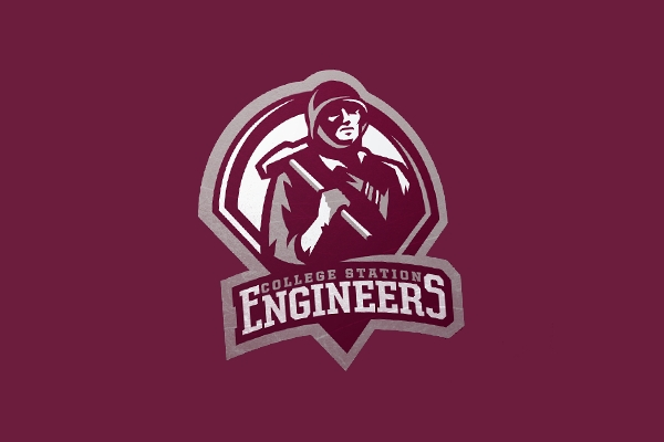 College Engineering Stations Logo