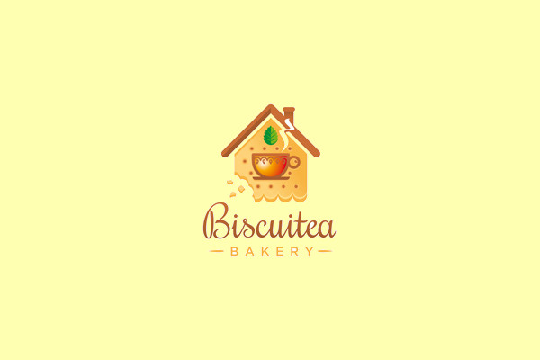 Colorful Tea Logo Design