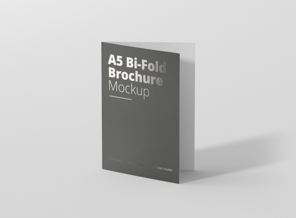 Commercial A5 Brochure Design