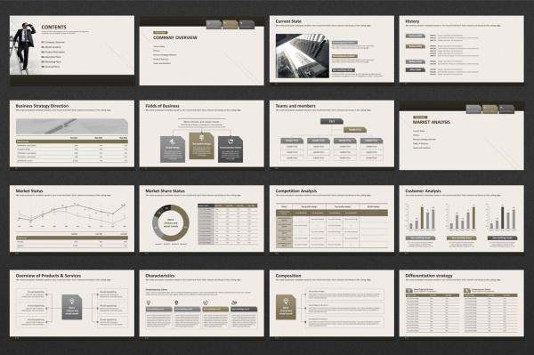 Company Presentation Strategy