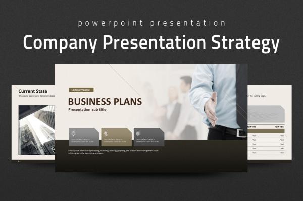 Company Product Presentation