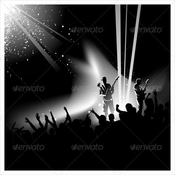21+ Concert Vectors - JPG, Vector EPS, AI Illustrator Download