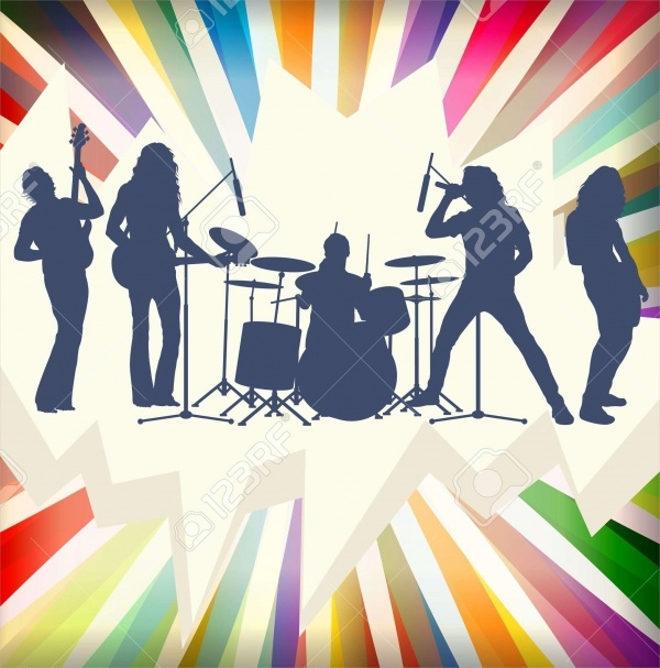 Concert Poster Vector Design