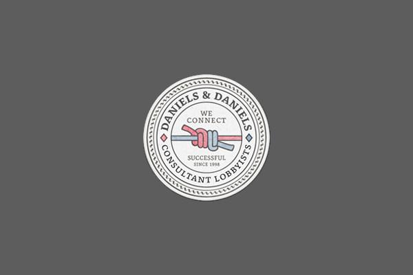 Consultant Lobbyists Logo Mark