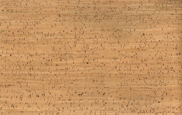 Cork Fabric Thin Stripe Pattern