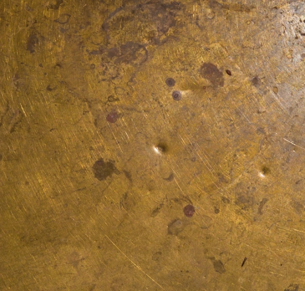 Corroded Brass PSD Texture