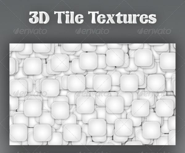 Creative 3D Tile Textures