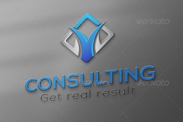 Creative Consulting Logo Template