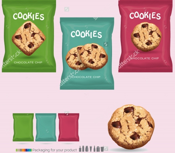 Creative Cookie Exchange Packaging