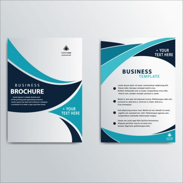 21 professional brochure designs psd vector eps jpg for Professional brochure templates free download