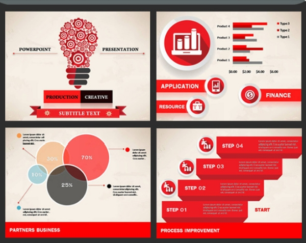 Creative Product Powerpoint Presentation