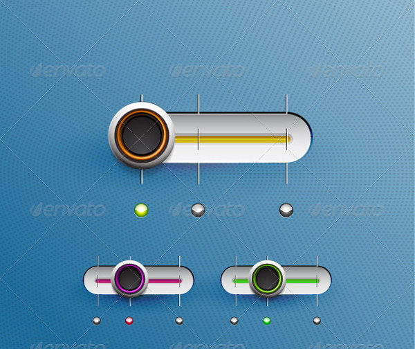 Creative Technology Vector Sliders