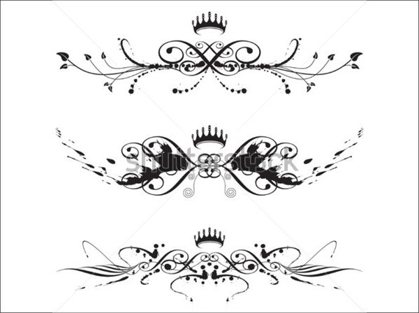Crown Photoshop Brushes for Download