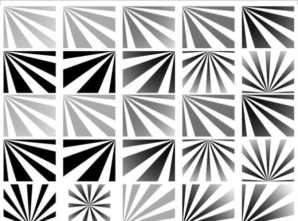 Dark Vector Line Brushes