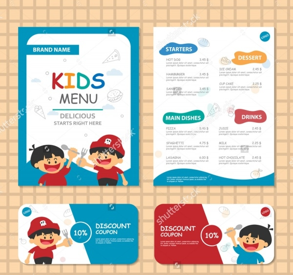 Daycare PSD Square Brochure