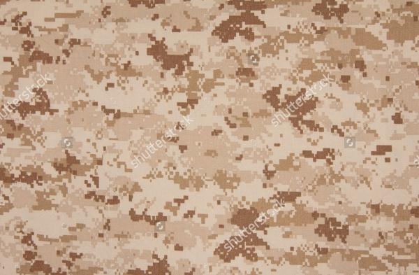 Desert Marine Camouflage Texture