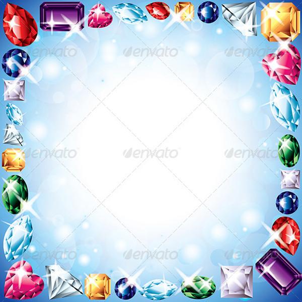 Diamond & Gemstone Vectors