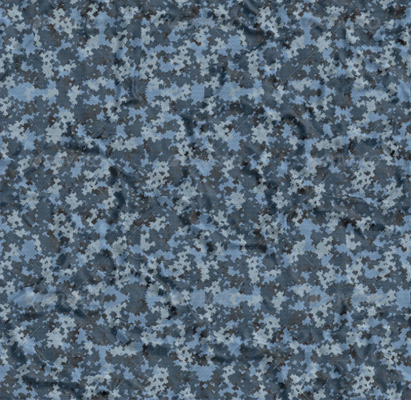 Digital Camouflage Texture