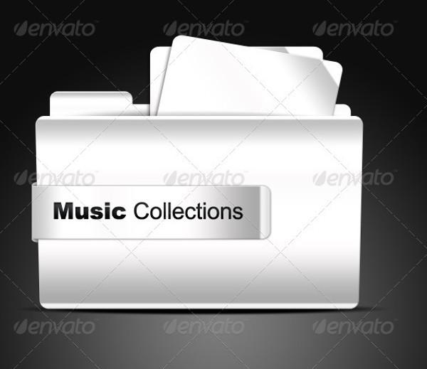 Dowload Minimal Folder Icons