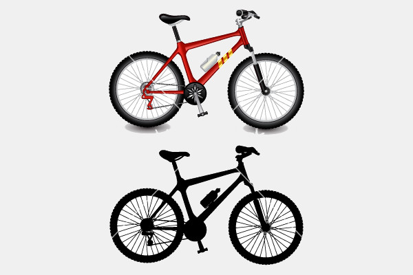 Download Bike Vector