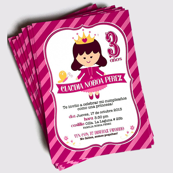 Download Birthday Party Invitation