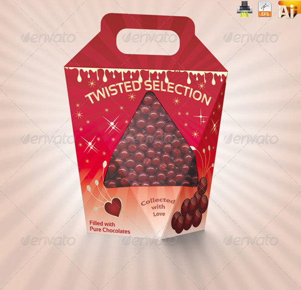 download chocolate box packaging