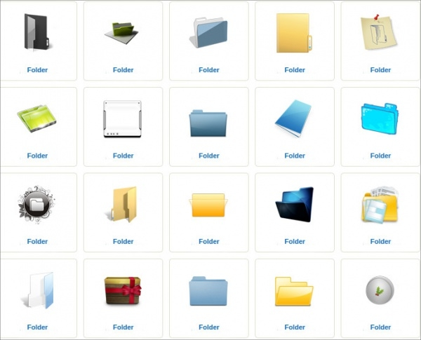 Download Computer Folder Icons